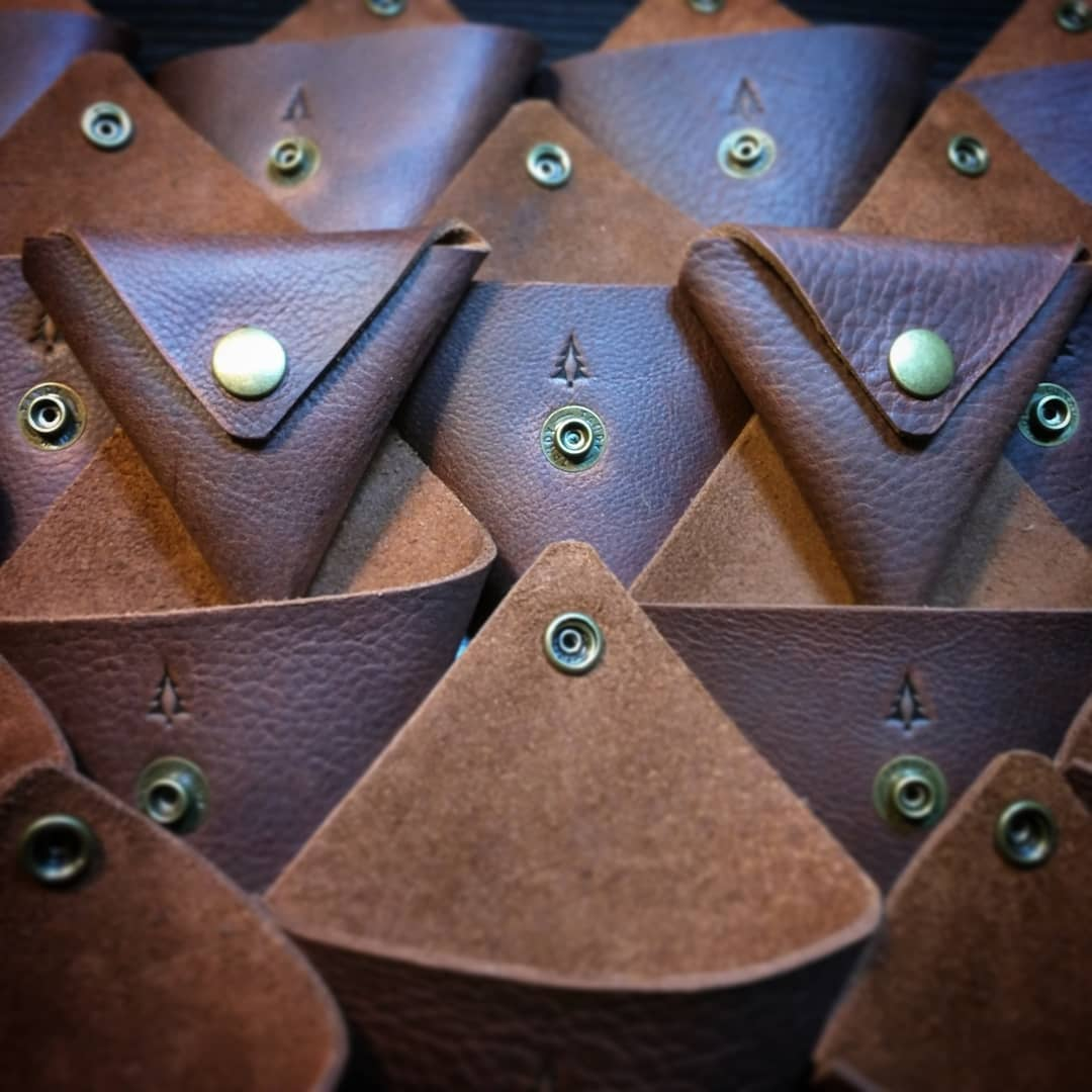 A Word in the Woods - Leather Goods   Accessories