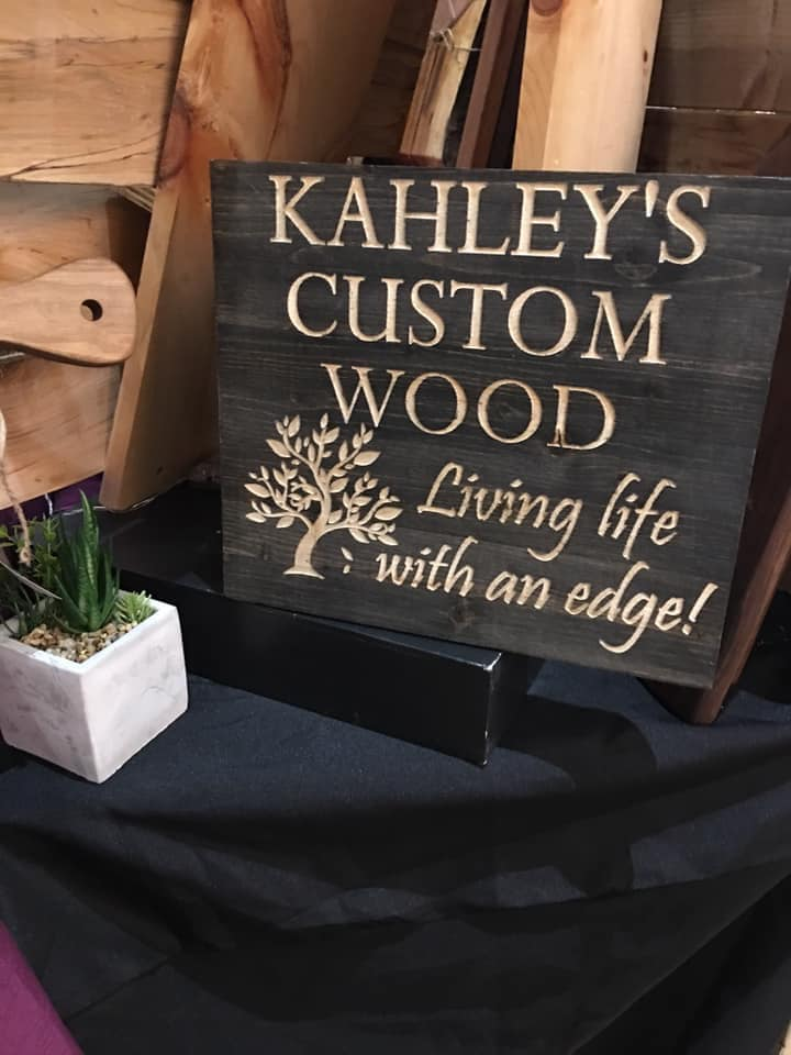 Kahley s Custom Wood